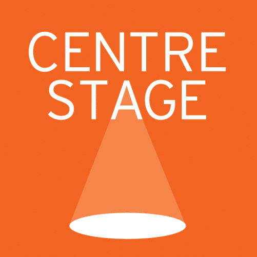Centre Stage Logo 1 (orange)