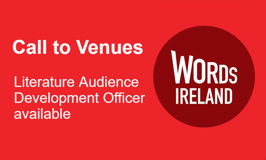 Words Ireland Call To Venues Larger Text